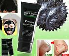 50ml New Deep Cleaning Skin Blackhead Removal Acne Treatment Black Mud Face Mask