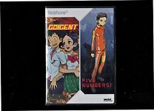 Coicent/Five Numbers (Brand New Anime DVD, 2011)