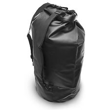 GOSO Waterproof Dry Bag Backpack Water Resistant Strong PVC Dry Sack  40L BLACK