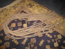 105 FEET LONG USED MOUNTAINEERING MOUNTAIN CLIMBING ROPE - 10-11MM THICK