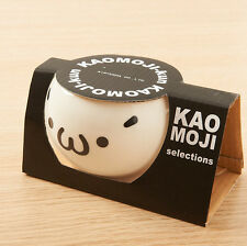 Kaomoji-kun Mugs Shakiin Collectible Coffee Mugs - 1 in Original Box Excellent!