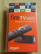 AMAZON FIRE TV STICK JAILBROKEN with Alexa Voice Remote | Streaming Media Player