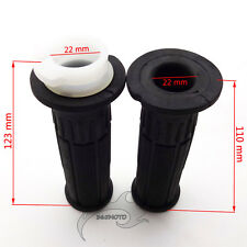 Twist Throttle Handle Hand Grips For 43 47 49 cc Mini ATV Quad Dirt Pocket Bike