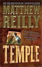 Temple, Matthew Reilly, Good Books