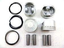 Upgraded Piston/Premium Ring Kit 01-05 1.7L Honda Civic DX EX HX LX D17A Std
