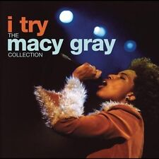MACY GRAY I Try The Collection CD BRAND NEW Best Of