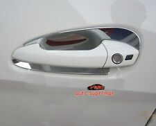 Chrome Door Handle Inserts Cup Brows For Mercedes-Benz X204 GLK GLK300 GLK350