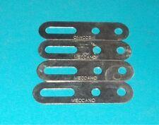 MECCANO 4 BANDES GLISSIERE 5cm, No55a zingué