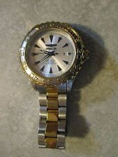 INVICTA 2307 PRO DIVER AUTOMATIC 2 TONE STAINLESS STEEL MEN'S WRIST WATCH 21J