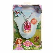 Sofia The First Musical Light-Up Amulet Featuring Elena of Avalor