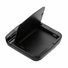 Black 1pc Desktop Dock USB Battery Charger For Samsung Galaxy S3 I9300 i535 i747