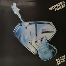 """MOTHERS FINEST - ANOTHER MOTHER FURTHER  12""""  LP (O824)"""