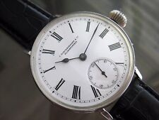 VINTAGE AND RARE ZENITH WATCH CO SWISS MADE PORCELAIN DIAL WRISTWATCH
