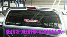 REAR SPOILERS WINGS For NISSAN FRONTIER NAVARA D40 Year 2005 - 2014