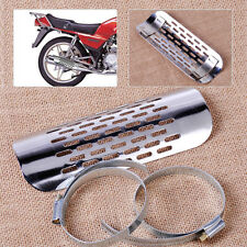 Exhaust Muffler Pipe Heat Shield Cover Guard Fit For Harley Cruiser Motorcycle