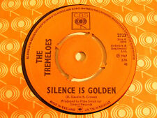 THE TREMELOES Silence Is Golden   CBS UK 1967 7""