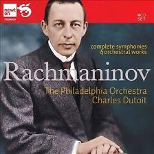 Rachmaninov: Complete Symphonies, Symphonic Dances & Orchestral Works (The Bells