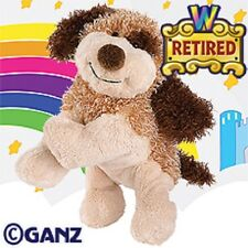 Webkinz Original Brown CHEEKY DOG HM063 NEW With attached UNUSED Code