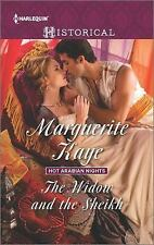 Hot Arabian Nights: The Widow and the Sheikh 1 by Marguerite Kaye (2016,...
