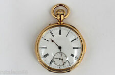 BREGUET original quarter repeater pocket watch solid gold 18K (great condition)