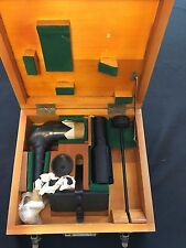 1943 US NAVY 40MM BORESIGHT ~ By Wollensak Optical, Rochester, NY ~ Painted Box