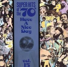 Super Hits of the '70s: Have a Nice Day, Vol. 15 New CD