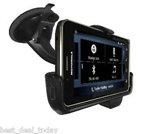 OEM Motorola Vehicle Car GPS Mount Dock Charger For Droid Bionic XT875 Verizon