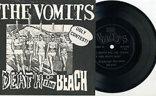 "Vomits - Death On The Beach 7"" Flexi Swankys Gai Confuse Disclose Zouo Outo SOB"