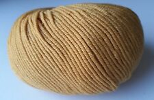 SUBLIME Extra Fine MERINO DK: 377 -  Cinnamon Knitting Wool Yarn
