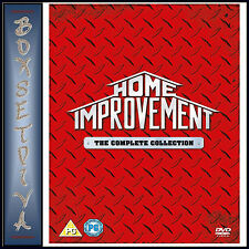 HOME IMPROVEMENT - COMPLETE SEASONS 1 2 3 4 5 6 7 & 8 *BRAND NEW DVD BOXSET**