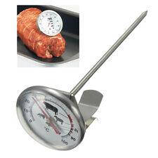 TERMOMETRO ALIMENTI DIGITALE ALIMENTARE CUCINA Cottura Barbecue BBQ 0-100°C