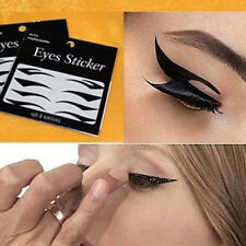 40 Pairs Beautiful Temporary Eye Tattoo Transfer Eyeshadow Eye liner Stickers