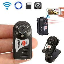 WIFI Mini DV Wireless Spy Cam Night Vision Camera Security For Android IOS NEW ,