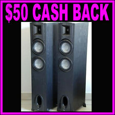 "BRAND NEW Klipsch Synergy F-20 Dual 6.5"" Floorstanding Tower Speaker (Pair)"
