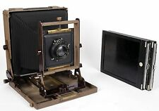 "Kodak Master View 8X10 camera with Goerz  Dagor 12"" 305mm F6.8 lens NEW BELLOWS"