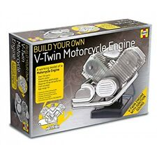 Haynes V-Twin Motorcycle Engine Self Build [HMV2] Model Kit
