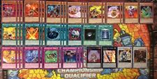 YuGiOh Fire Fist Deck **TOURNAMENT READY** Comes with Extra Deck. Fast Shipping!
