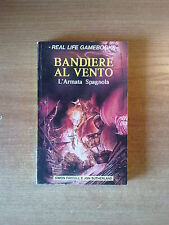 LIBROGAME - Real Life Gamebooks / Bandiere al Vento - LIBRO GAME BLACK OUT 1°Ed