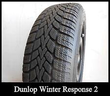 Winterräder auf Stahlfelgen Dunlop Winter Response2 185/65R15 88T Opel Corsa-D
