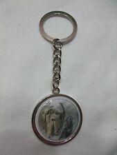 Porte-clés en métal - chien  MATIN DE NAPLES