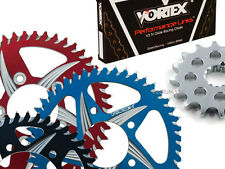 SUZUKI 2000-03 GSXR 750 VORTEX 520 GO FAST CHAIN & CAT5 ALUMINUM SPROCKET KIT