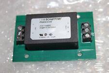 Schaffner FN402-4-02 Netzfilter Modul Filter 250VAC NEU
