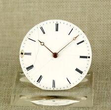 demi Breguet Lepine Taschenuhr Werk Uhr pocket watch mechanisches Uhrwerk 掛表