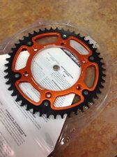 KTM REAR SPROCKET ORANGE 48-T NEW 5841005104804