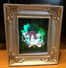 Disney Parks Gallery of Light Alice in Wonderland Mad Tea Party Olszewski - New