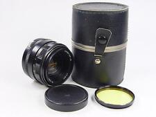 ZENITAR-M 50mm f/1.7 Russian Lens Zenit KMZ. M42. s/n 812867