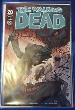 THE WALKING DEAD # 100:  COVER G 1ST PRINT - SIGNED BY CHARLIE ADLARD