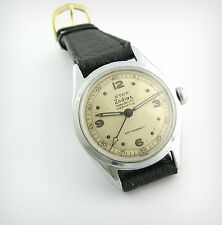Vintage Watch....ZODIAC HERMETIC....Stop Second.... 50's ...Stunning!!!
