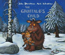 The Gruffalo's Child, Julia Donaldson - Audio CD Book NEW 9781405052290