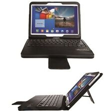 Bluetooth Tastiera Keyboard Custodia Case per Samsung Galaxy Tab 3 10.1 P5200